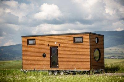 Tiny House - So flexibel ist man mit den Mini-Häusern